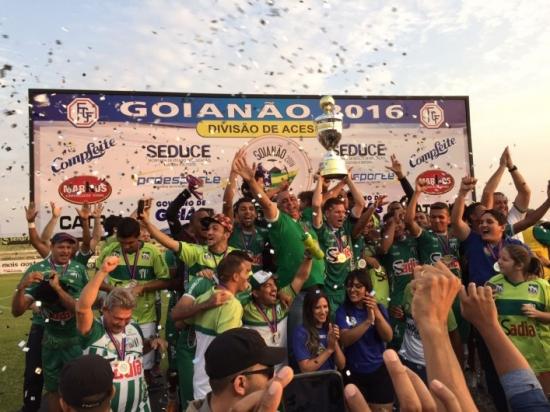 Histórico: Veja a trajetória do título invicto do EC Rio Verde na Divisão de Acesso 2016