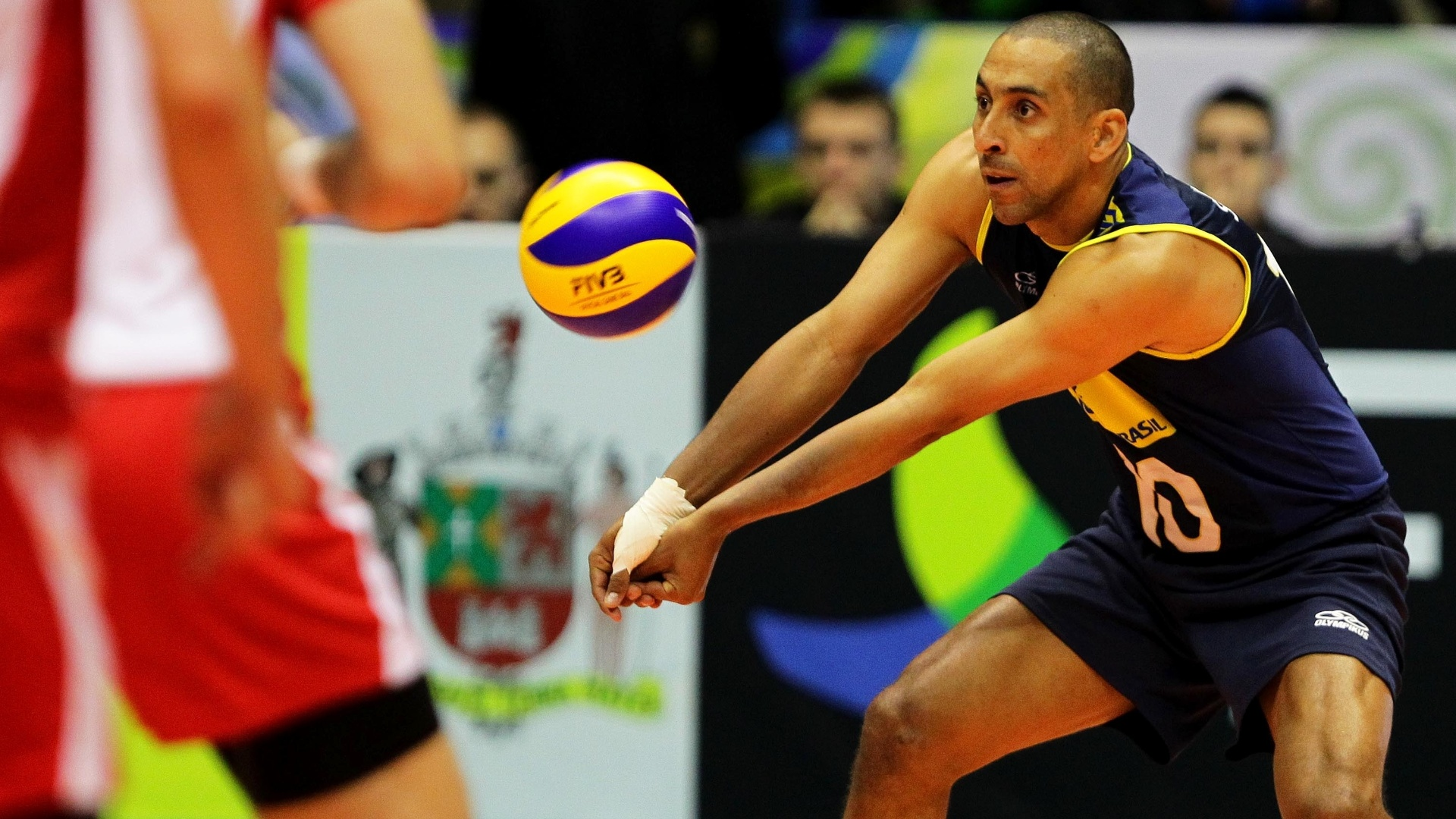 Líbero Serginho aposenta do Voleibol