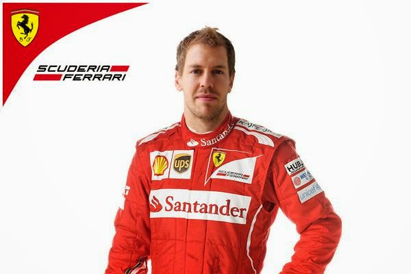 Sebastian Vettel e Ferrari não chegaram a um acordo e o piloto está fora
