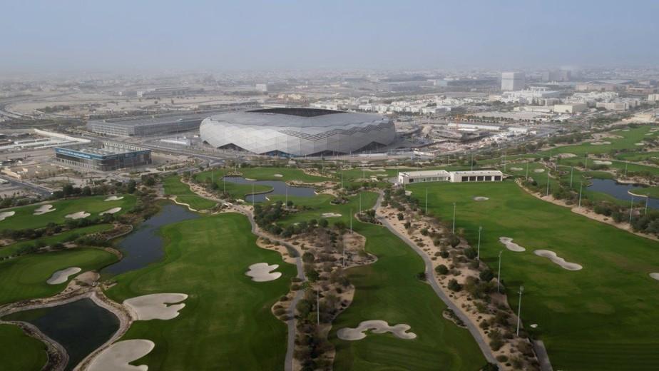 Catar confirma que terceiro estádio da Copa do Mundo está pronto