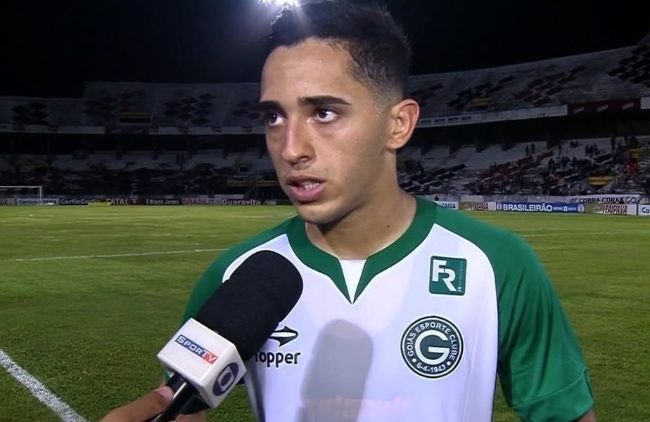 Agora é oficial, Léo Sena deixa o Goiás e vai para o Atlético Mineiro