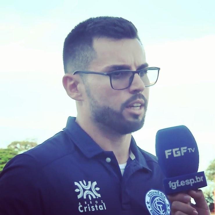 Goianésia renova com treinador para a disputa do Brasileiro Série D