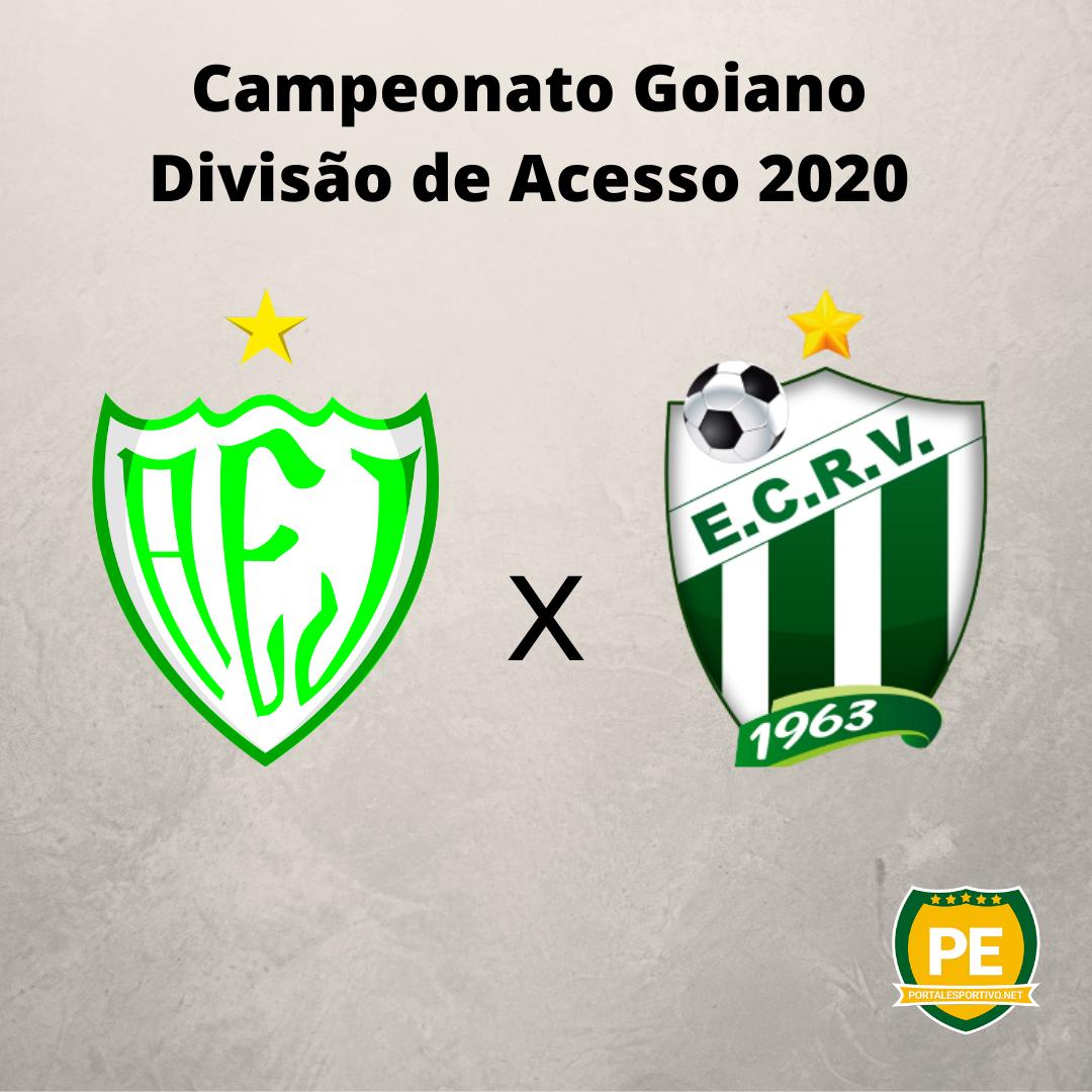 Rio Verde estreará contra a Jataiense na Divisão de Acesso