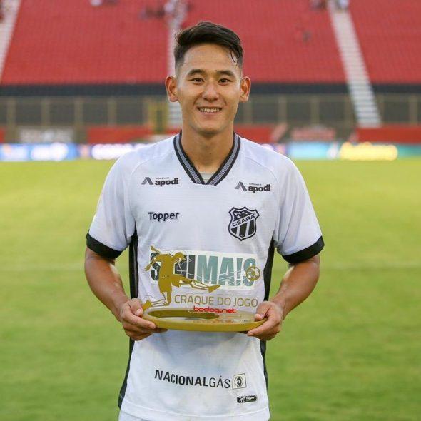 Atlético Goianiense acerta com atacante Chico ex Ceará