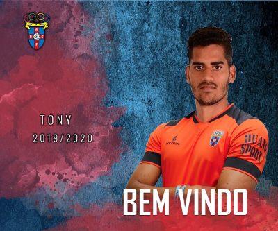 Goleiro rio-verdense Tony, está de volta ao futebol brasileiro