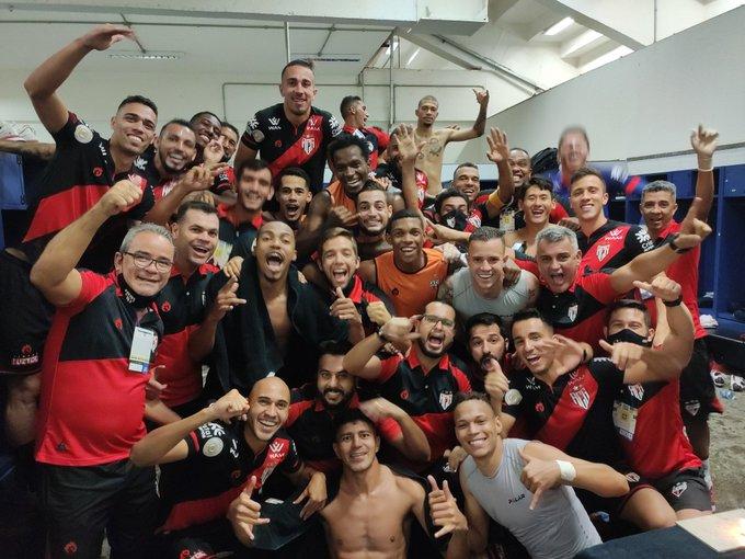 Atlético será o representante goiano nas 8ª de final da Copa do Brasil