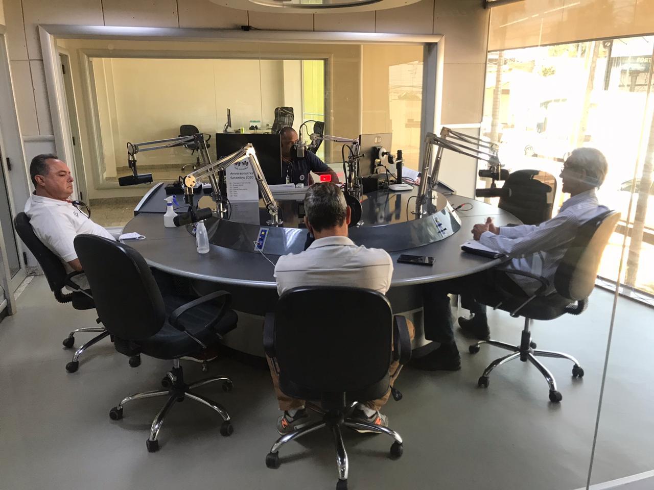 Empresários explicam porque que não conseguiram assumir o Esporte Clube Rio Verde