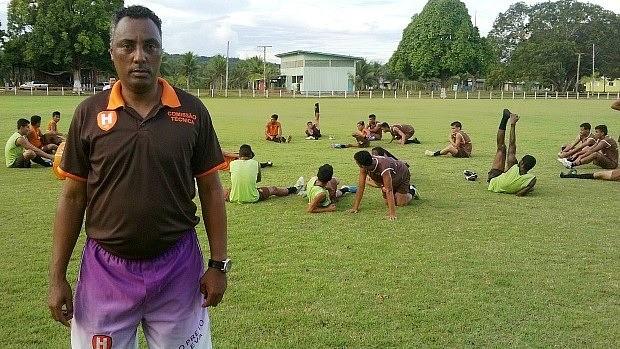 Rio Verde já tem treinador para a Divisão de Acesso