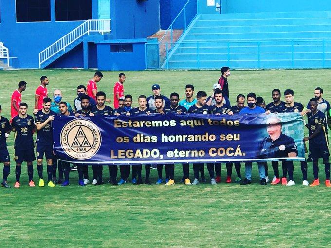 Aparecidense goleia o União de Rondonópolis e segue líder isolado no Brasileiro da Série D