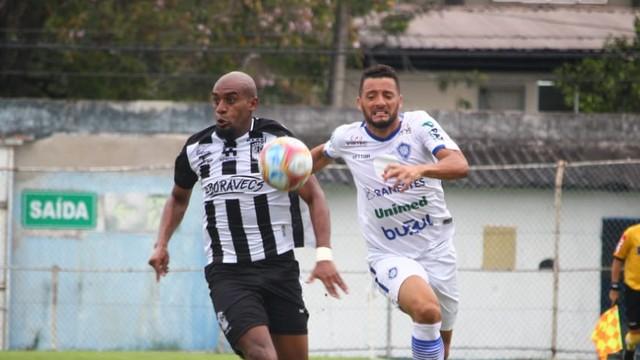 Goiânia vence mais uma e  Goianésia empata em casa no Brasileiro Série D