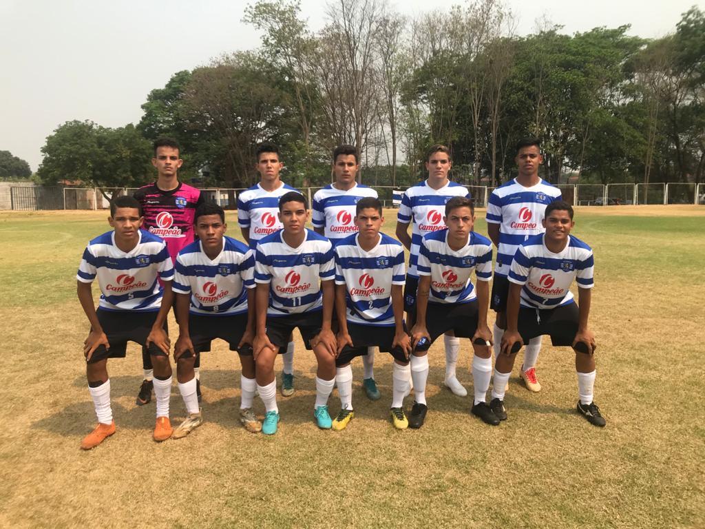 Independente de Rio Verde vence a primeira partida no Goiânia Cup Sub-17