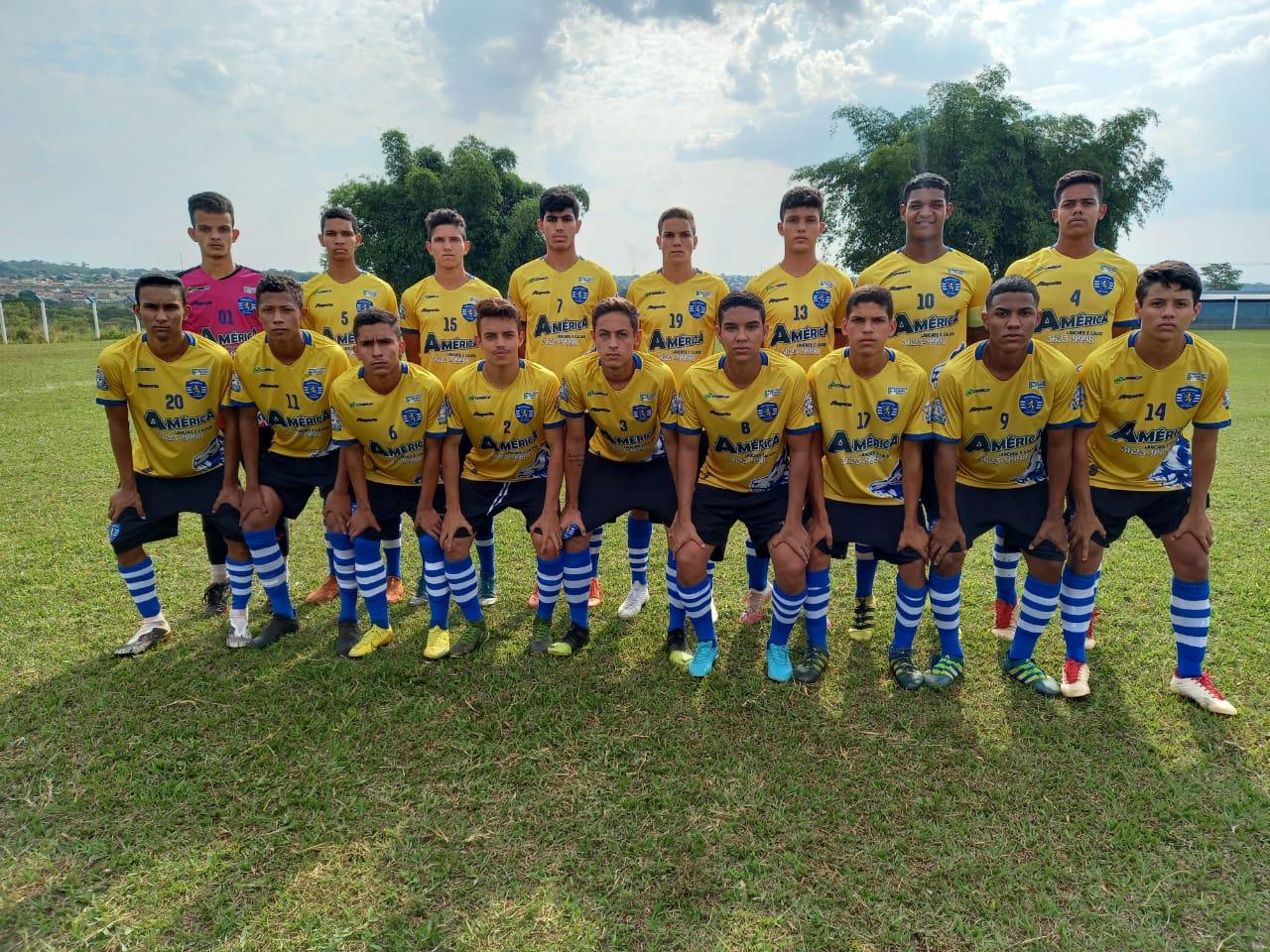 Independente de Rio Verde vence a segunda e lidera o Goiânia Cup Sub-17