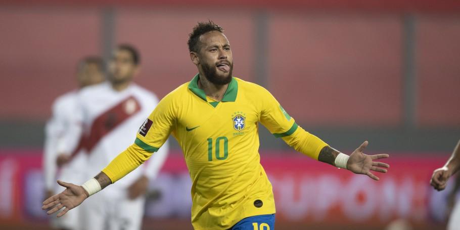 Argentina, Brasil, Equador e Paraguai vencem na 2ª rodada das eliminatórias