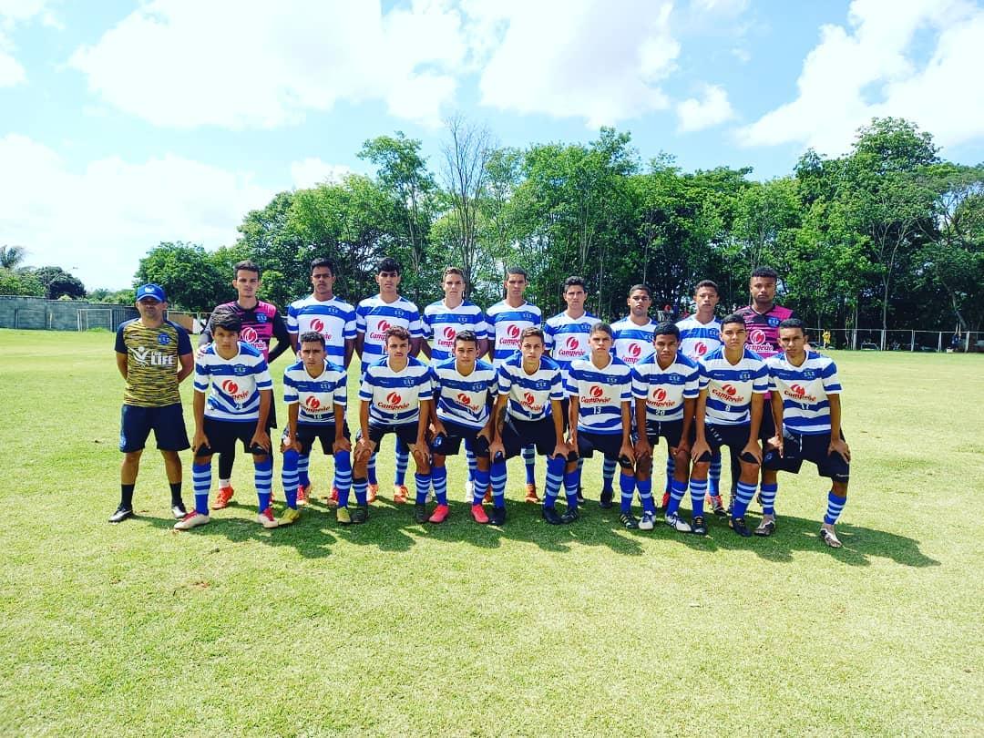Independente de Rio Verde é goleado no jogo de ida da semifinal do Goiânia Cup-17