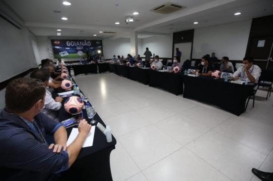 Confira os grupos do Campeonato Goiano de 2021