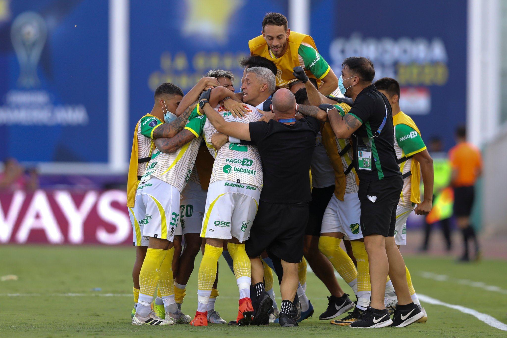 Defensa y Justicia vence o Lanús e É campeão da Copa Sul-Americana