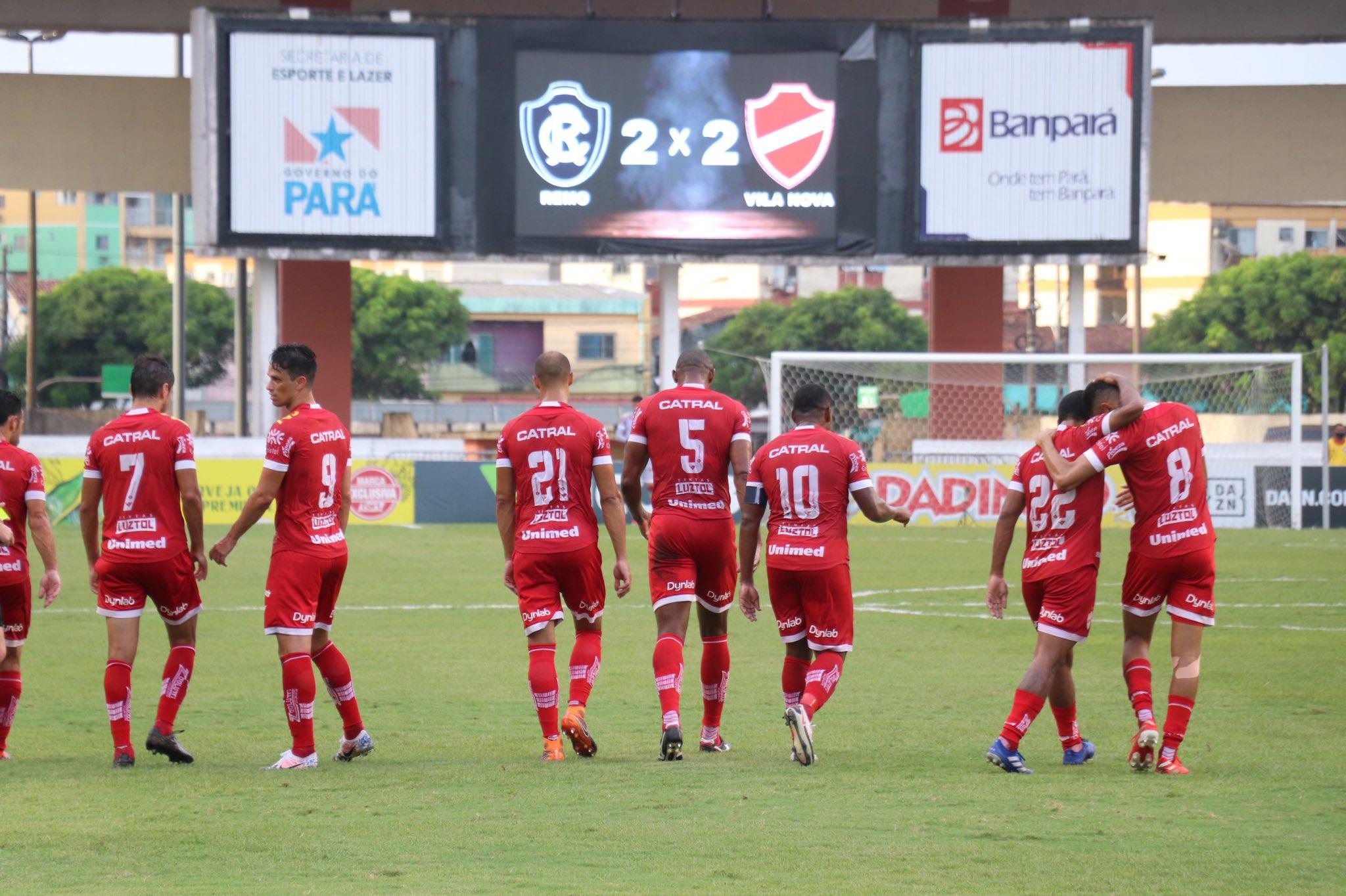 Vila Nova vence o Remo e é campeão da Série C