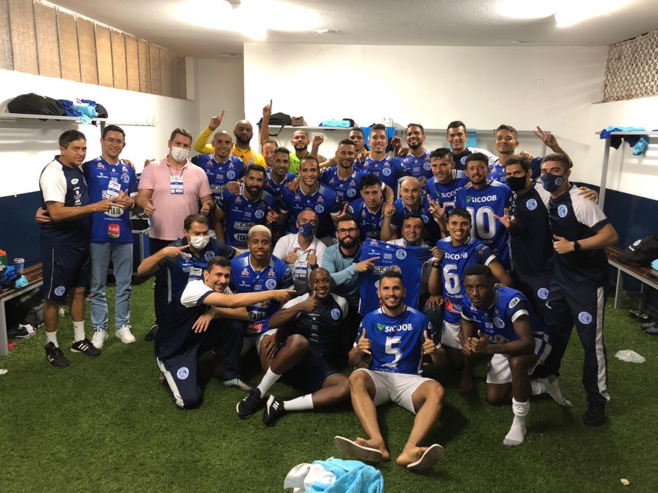 Goianésia  vence o Grêmio  Anápolis  e se classifica