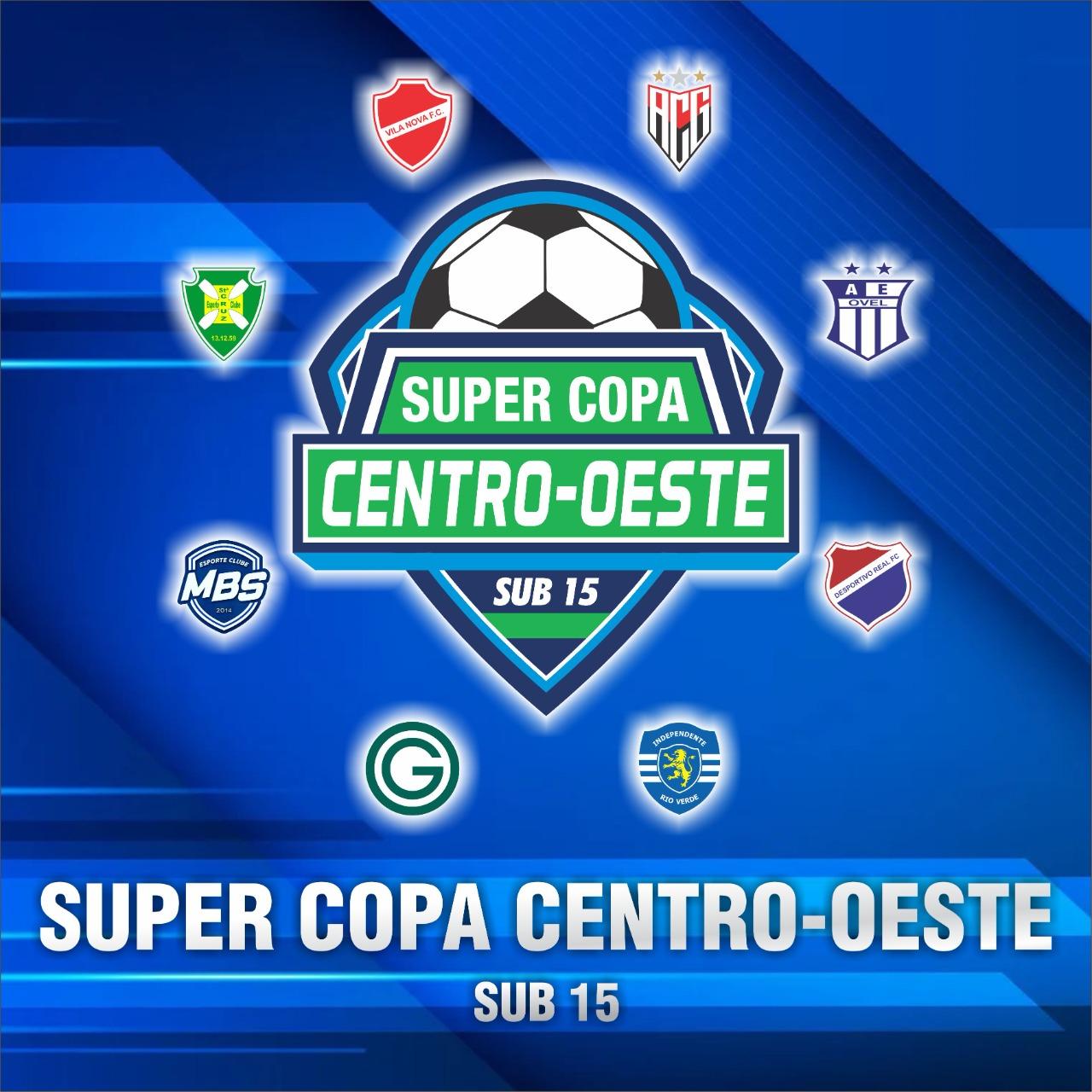 Independente de Rio Verde confirma participação na Super Copa Centro-Oeste Sub-15