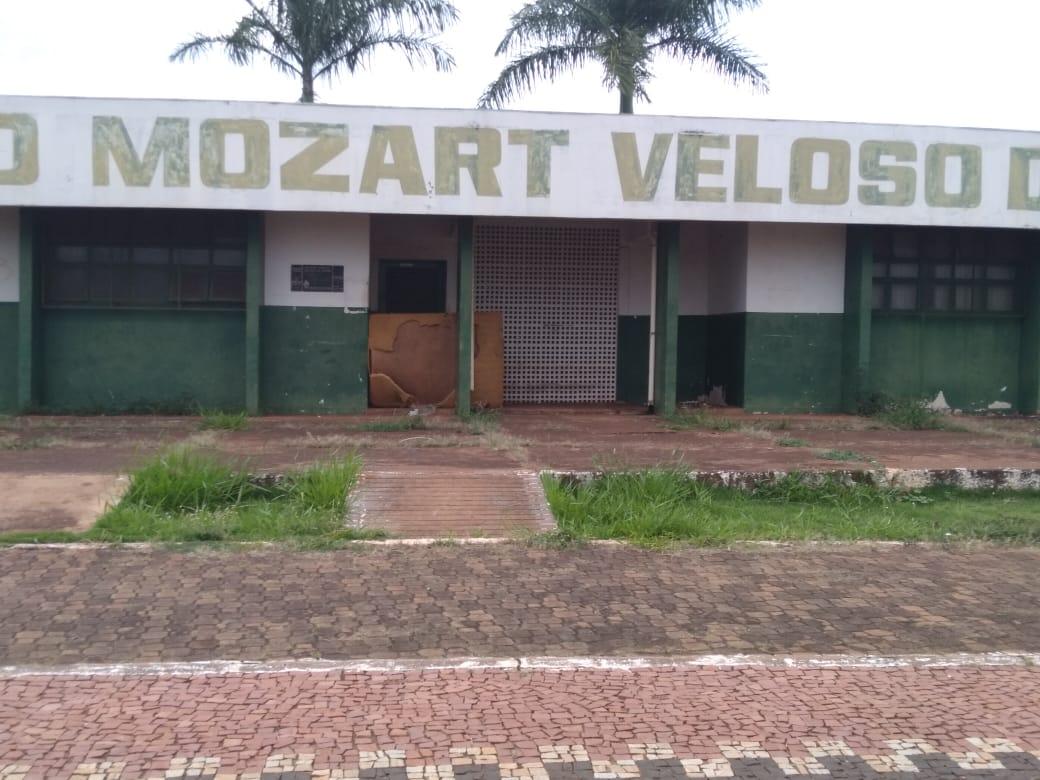 Estádio Mozart Veloso Carmo e Ginásio Jerônimo Martins poderão ser reformados