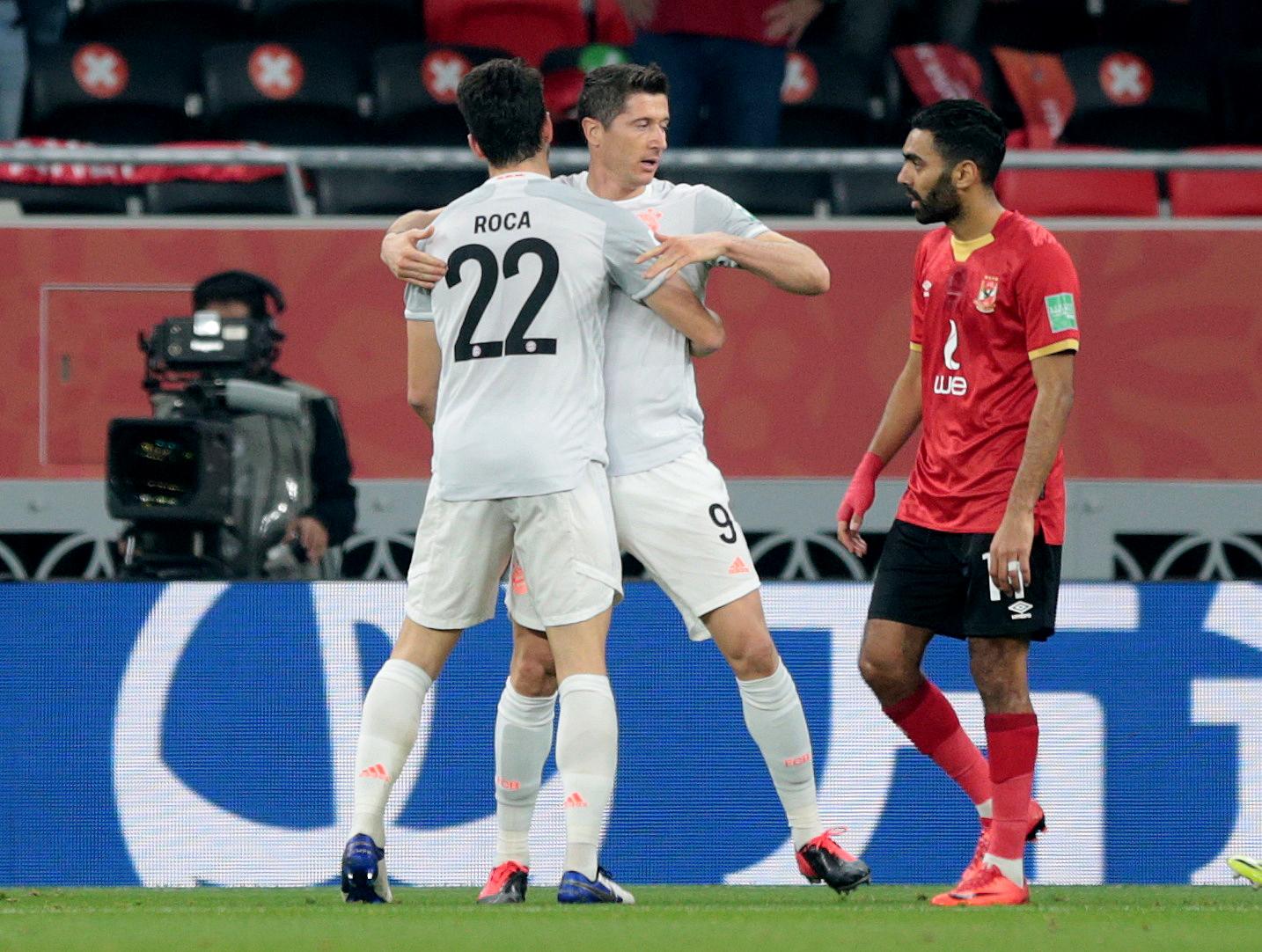 Bayern vence o Ahly e está na final do Mundial de Clubes