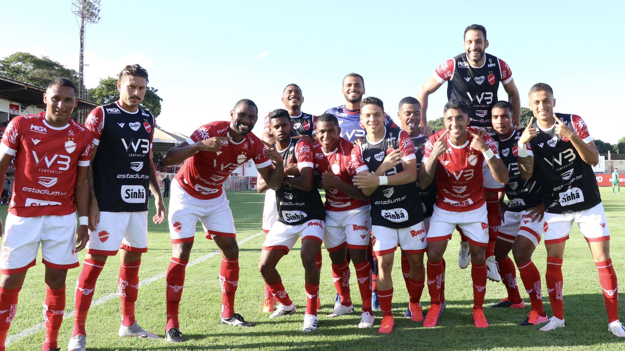 Vila Nova vence o Cuiabá e está na semifinal da Copa Verde