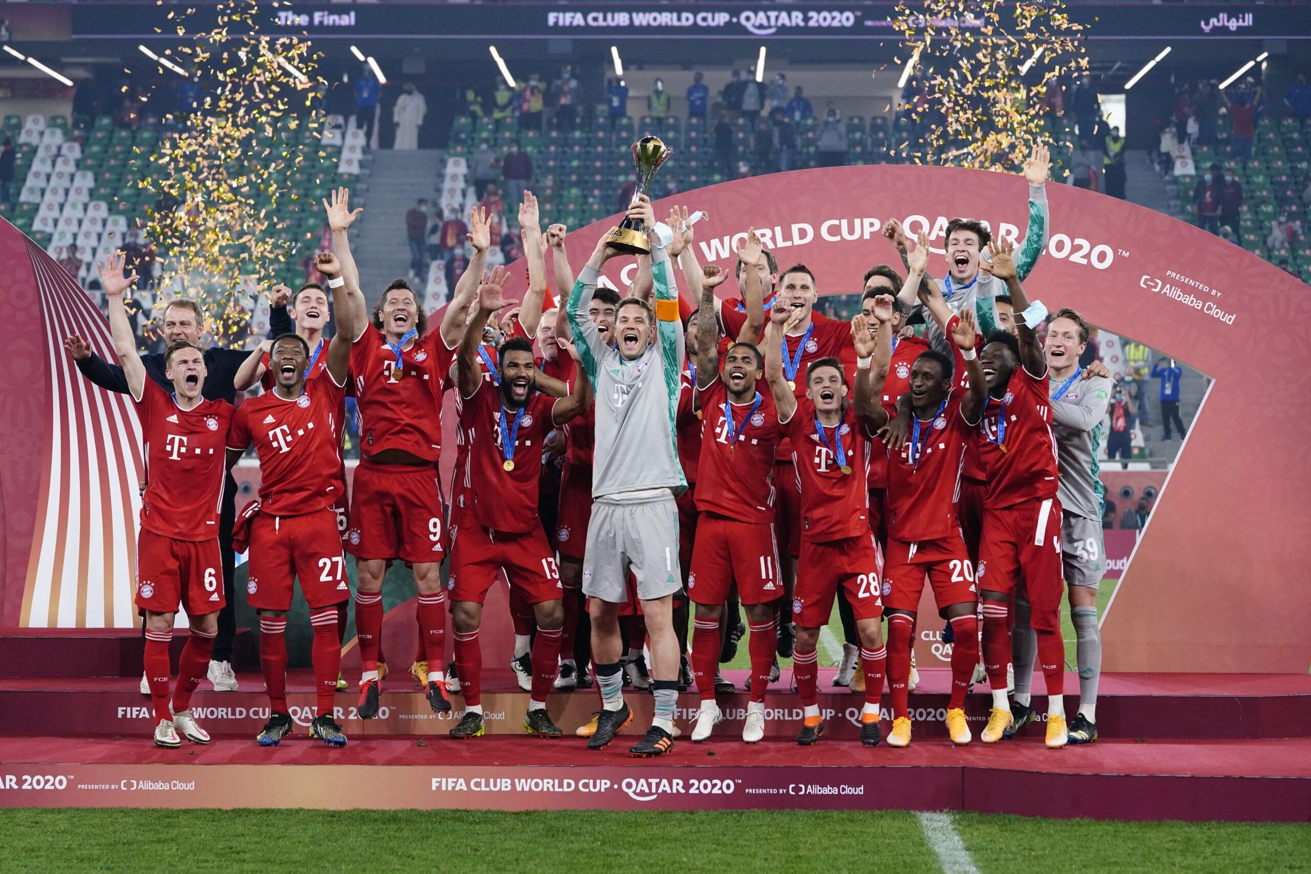 Bayern de Munique conquista o Mundial de Clubes, Já o Palmeiras fica em quarto