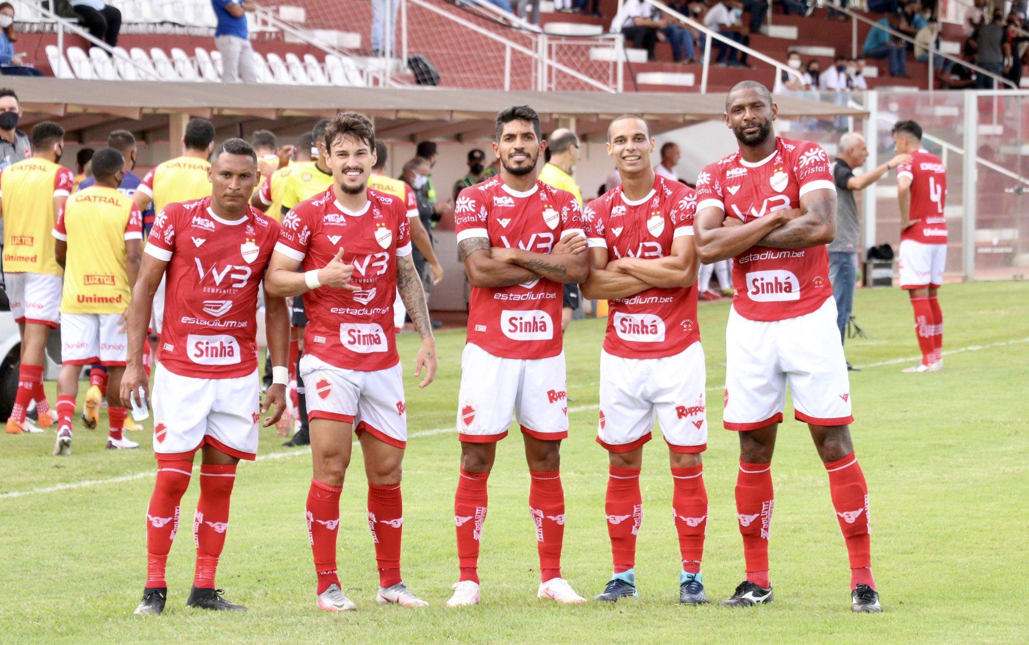Vila Nova vence o Jaraguá no  Goianão 2021