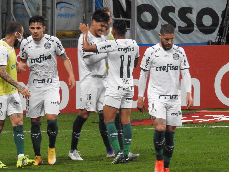Palmeiras vence o Grêmio e fica perto do titulo da Copa do Brasil