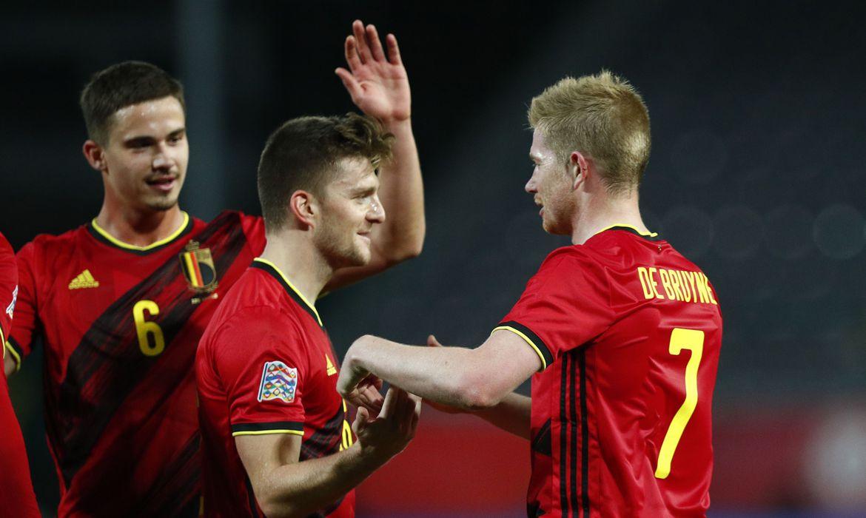 Fifa divulga ranking de seleções com Bélgica na ponta e Brasil em terceiro