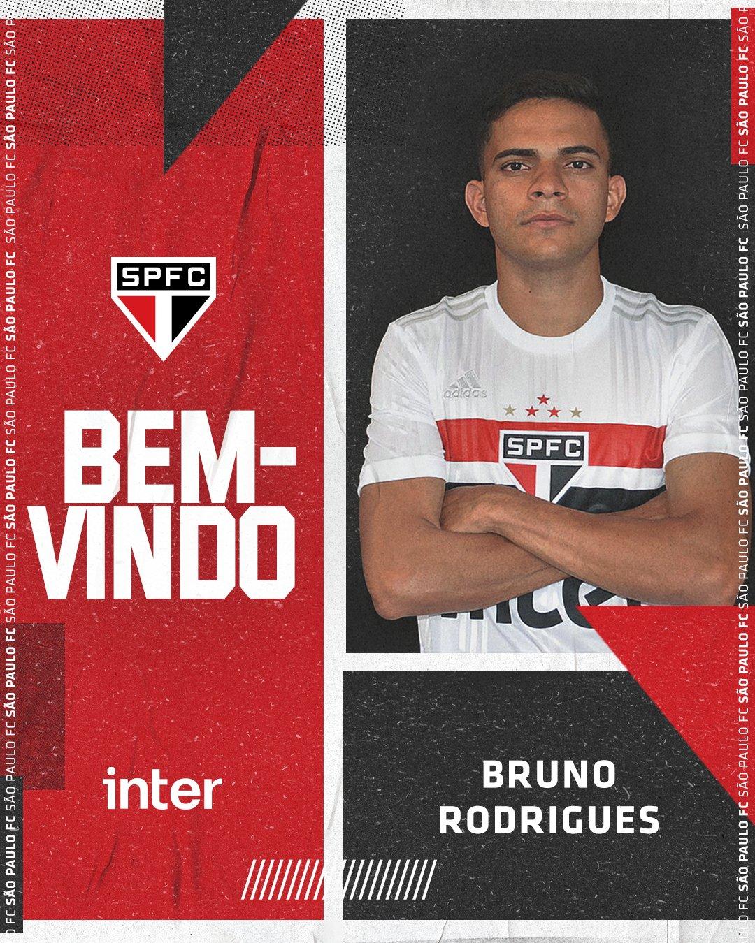 São Paulo confirma primeiro reforço para a temporada