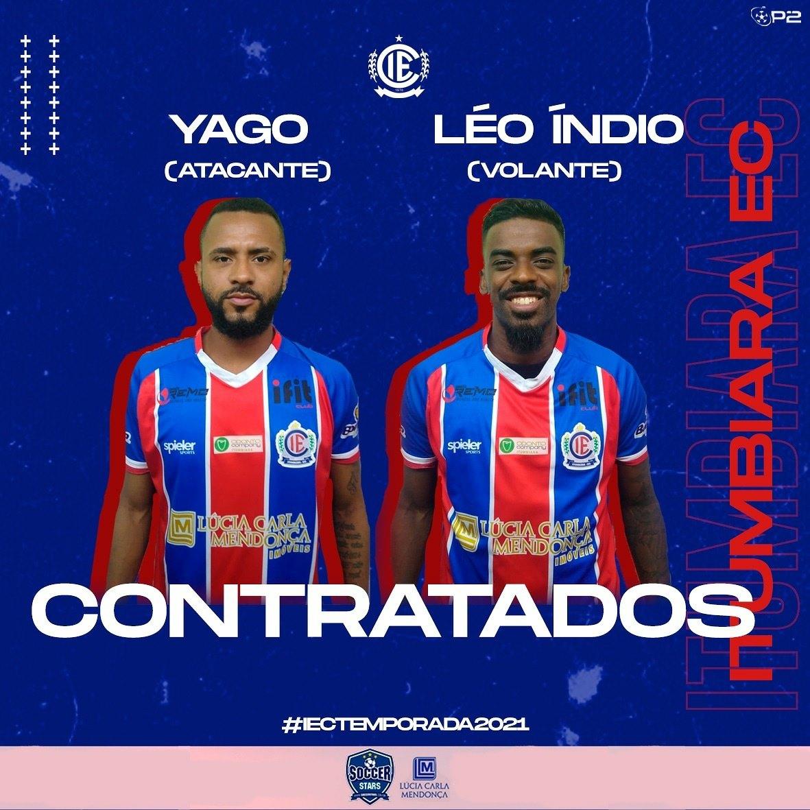 Itumbiara segue se reforçando para o Campeonato Goiano