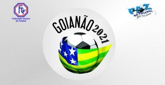 Arbitragem para os dois jogos de amanhã no Campeonato Goiano