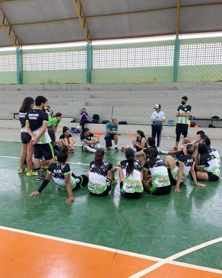 Clube Campestre/Resenhas conhece adversárias da Taça Brasil de Futsal Feminino