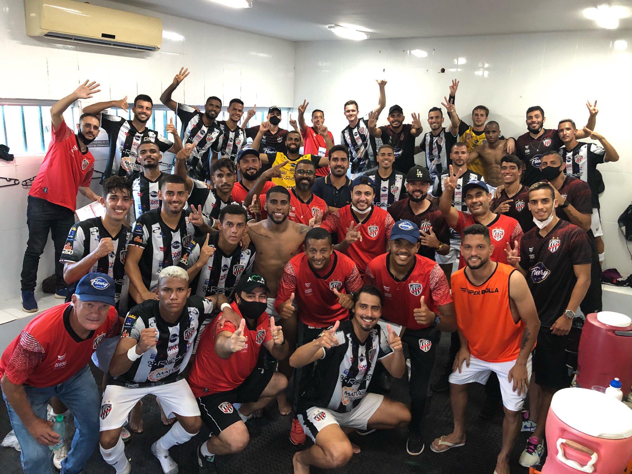 Jaraguá bate o Iporá pela segunda rodada do Campeonato Goiano