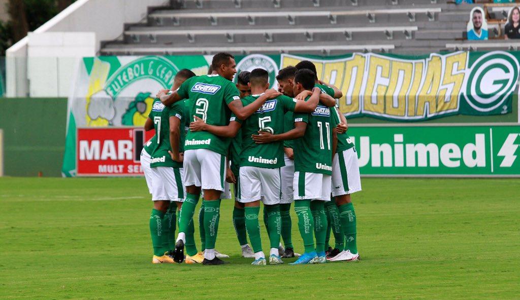No clássico da rodada, Goiás vence o Vila Nova