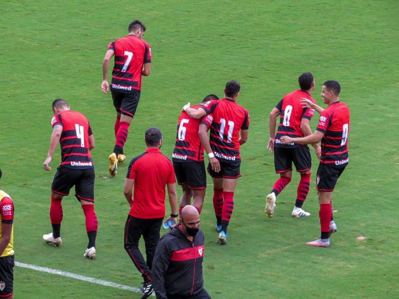 Atlético Goianiense vence o Anápolis pelo Goianão 2021