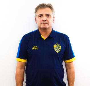 Luis Carlos Winck é o novo treinador do Anápolis