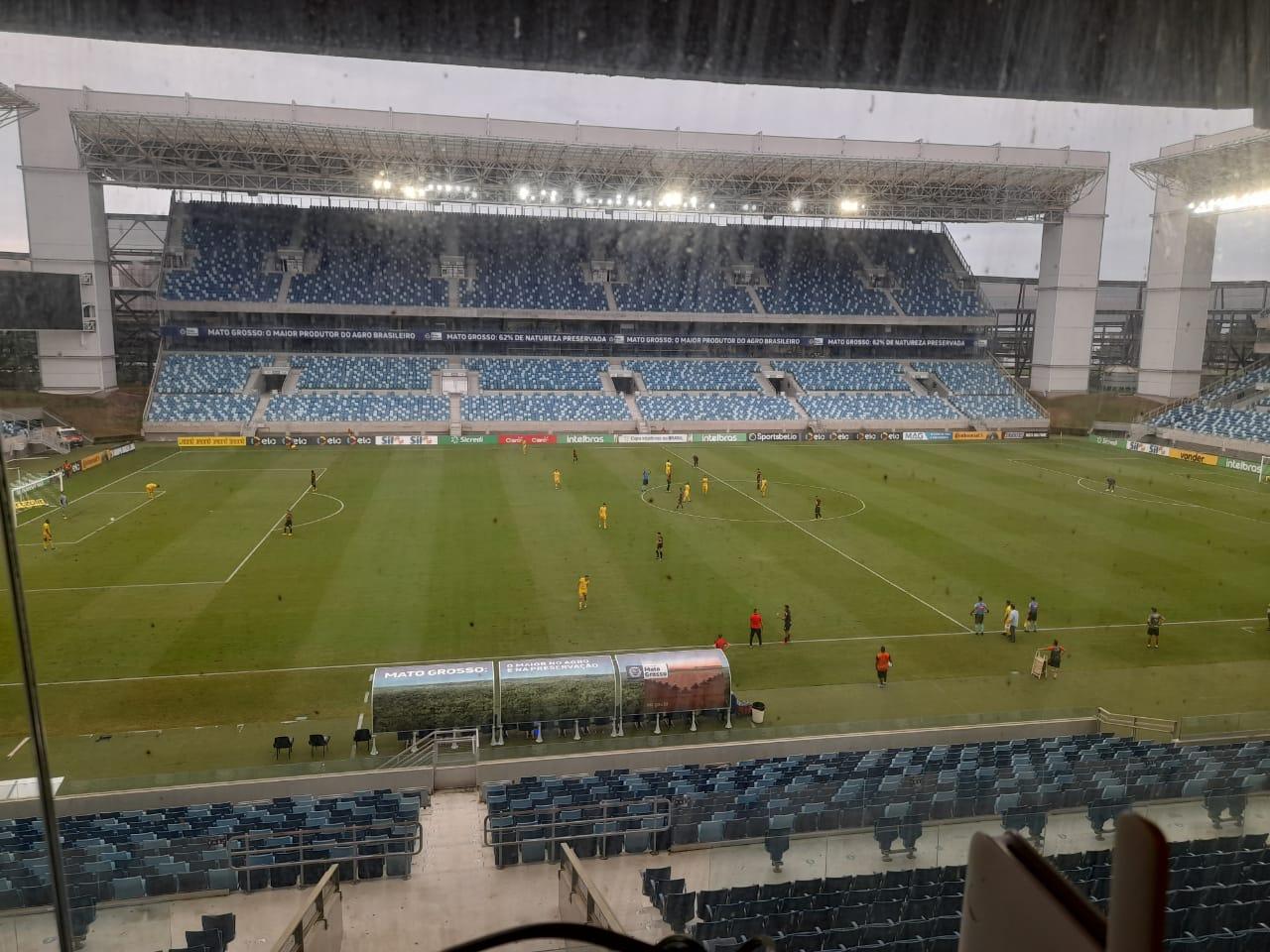 Atlético Goianiense e Vila Nova estão classificados na Copa do Brasil