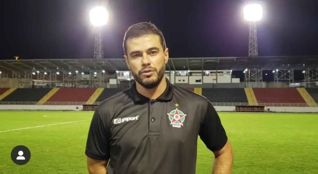 Goianésia confirma novo treinador para a temporada