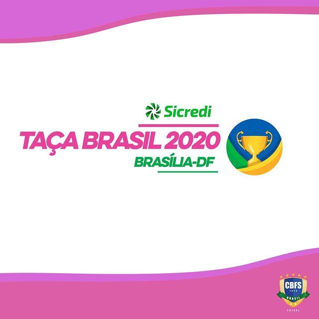 Taça Brasil de Futsal Feminino 2020 é cancelada