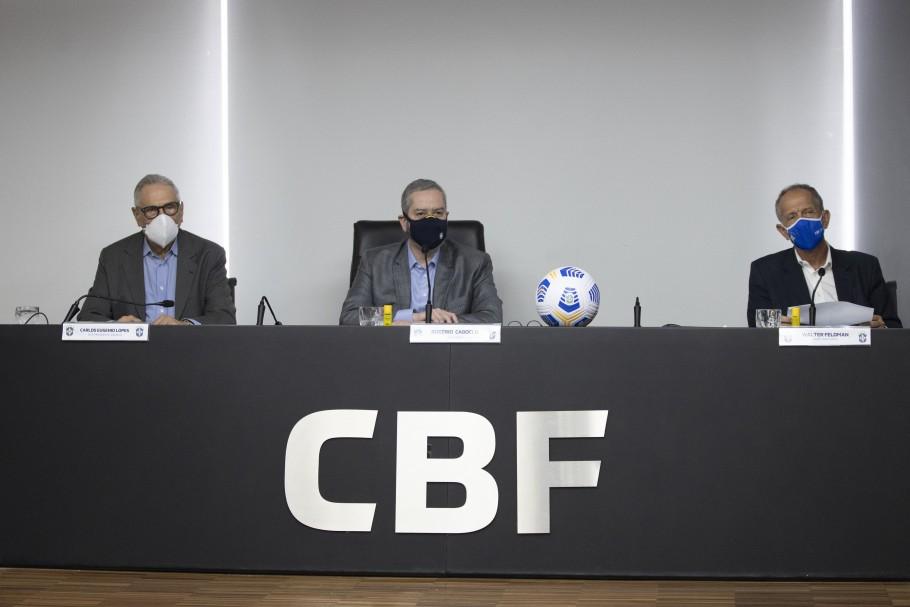 Confira os jogos da 1ª rodada do Brasileiro da Série A