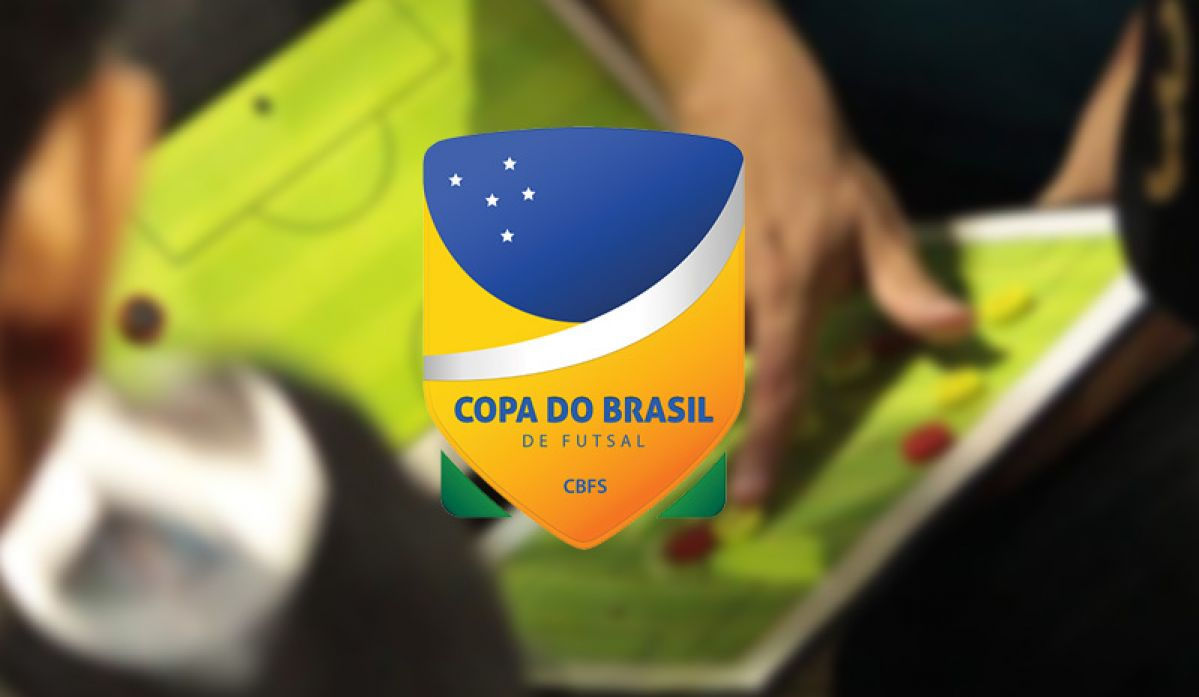 Estado de Goiás terá dois representantes na Copa do Brasil de Futsal Masculino