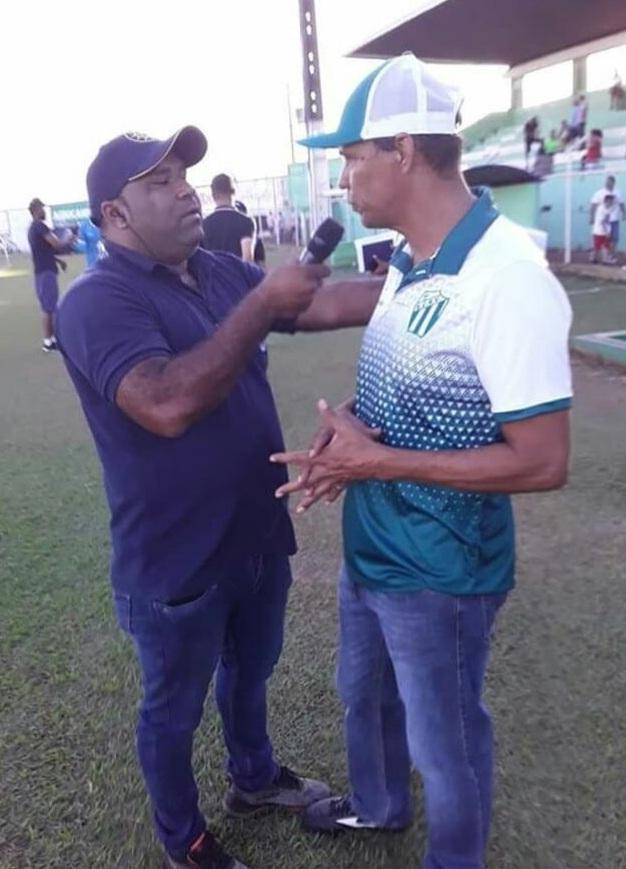 Técnico Everton Goiano está de volta ao Iporá