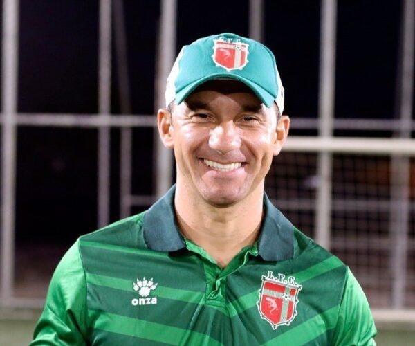 Ranielle Ribeiro não é mais o treinador do Anápolis