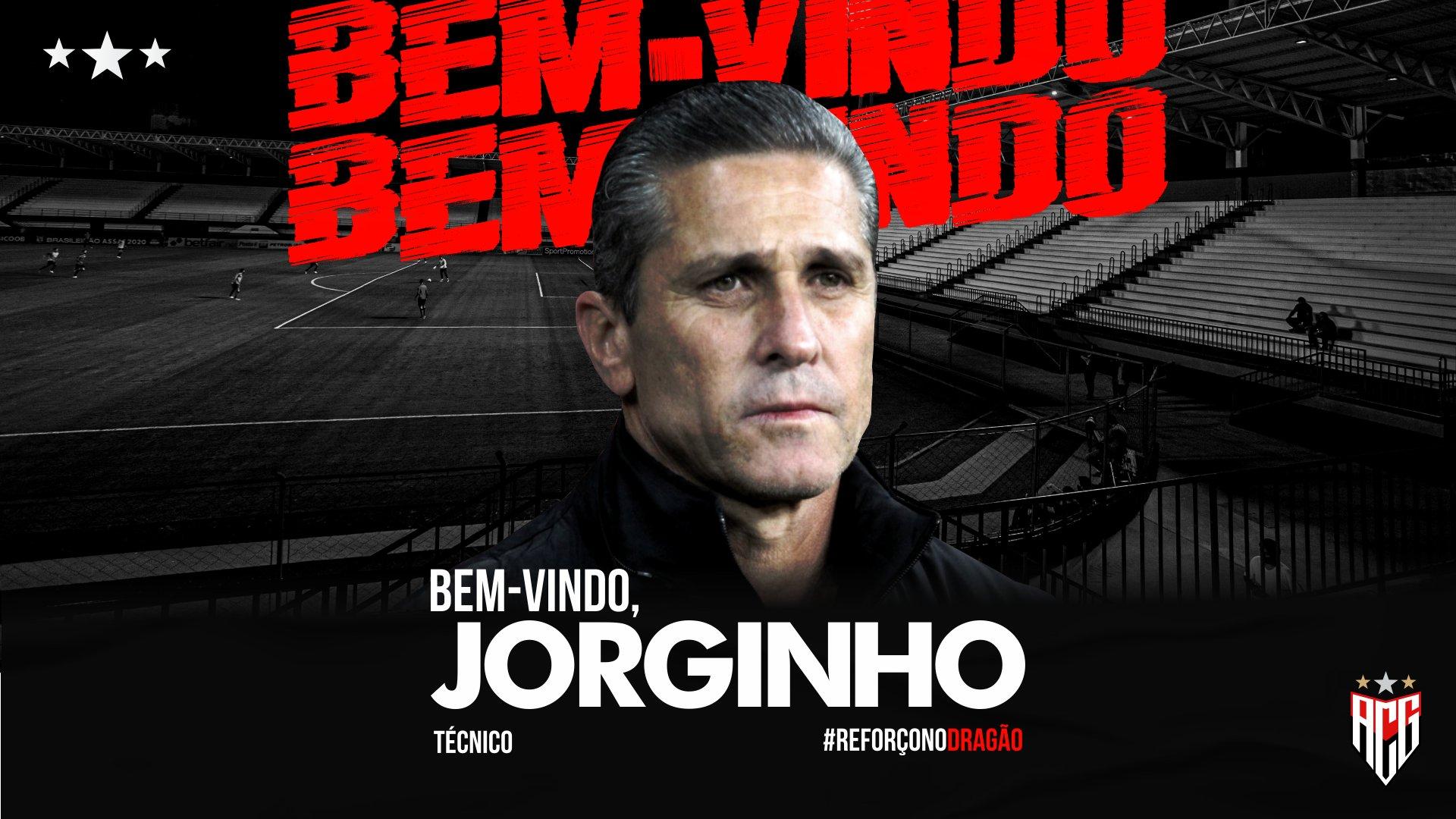 Atlético Goianiense contrata Jorginho para ser o treinador