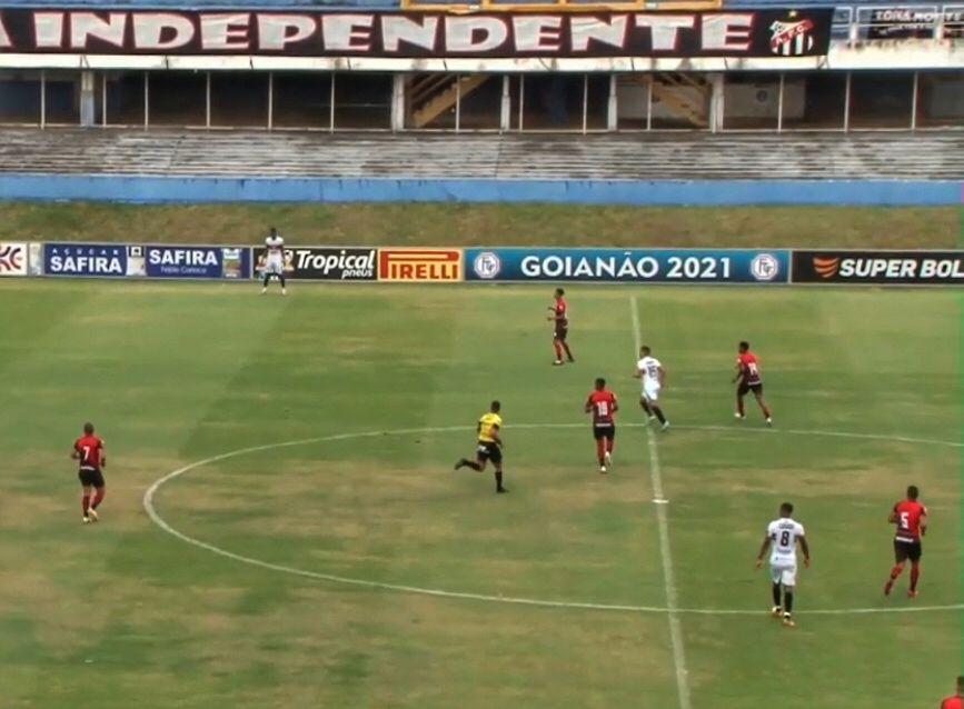 Atlético Goianiense vence mais uma no Campeonato Goiano