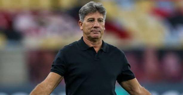 Renato Gaúcho não é mais o treinador do Grêmio