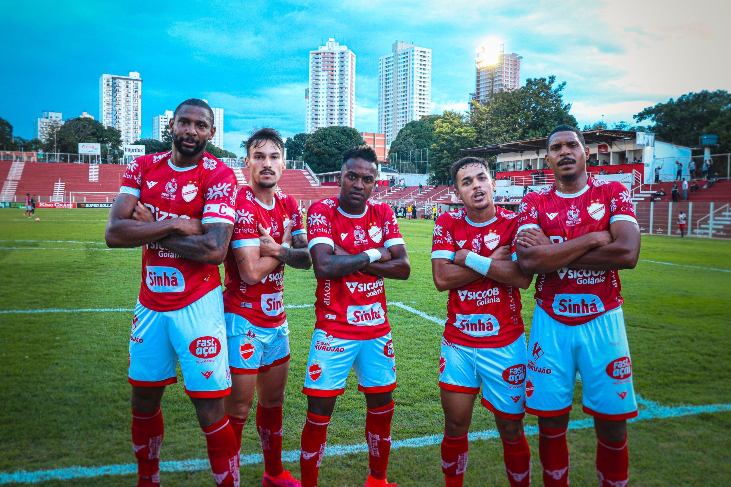Vila Nova vence a Aparecidense e assume a liderança do Grupo B
