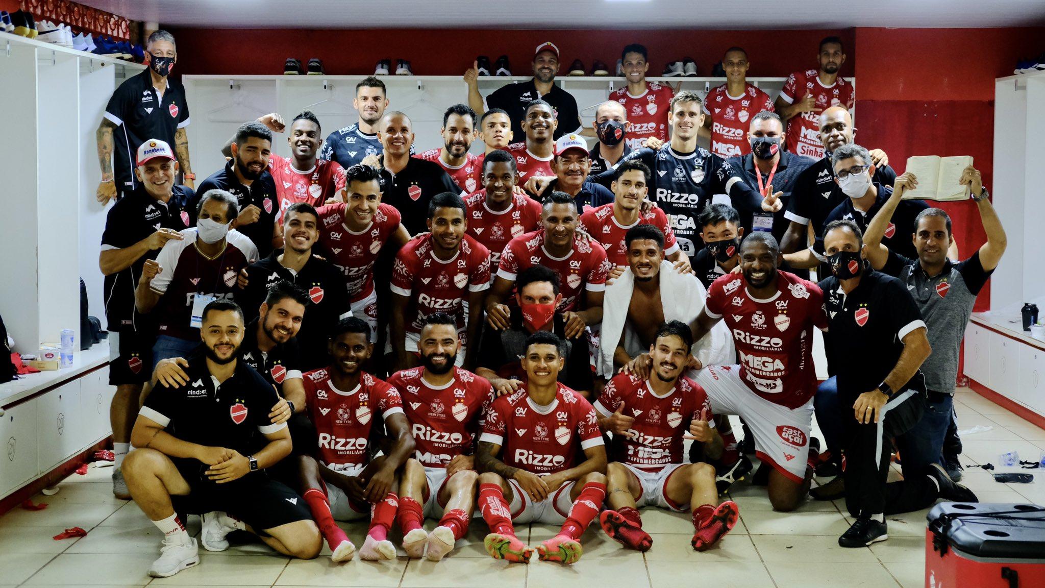Vila Nova vence o Anápolis e está na semifinal do Campeonato Goiano